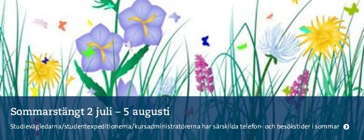 Sommarstängt 2 juli-5 augusti Ill: Free Grass Flowers w. Dragonfly and Butterfly fr. se.clipartlogo.