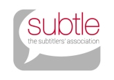 SUBTLE - The Subtitler's Association