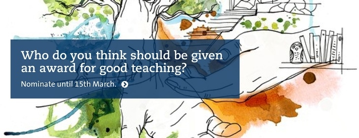 Who do you think should be given the award for good teaching? Illustration: Sara-Mara